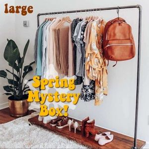 large spring mystery box!